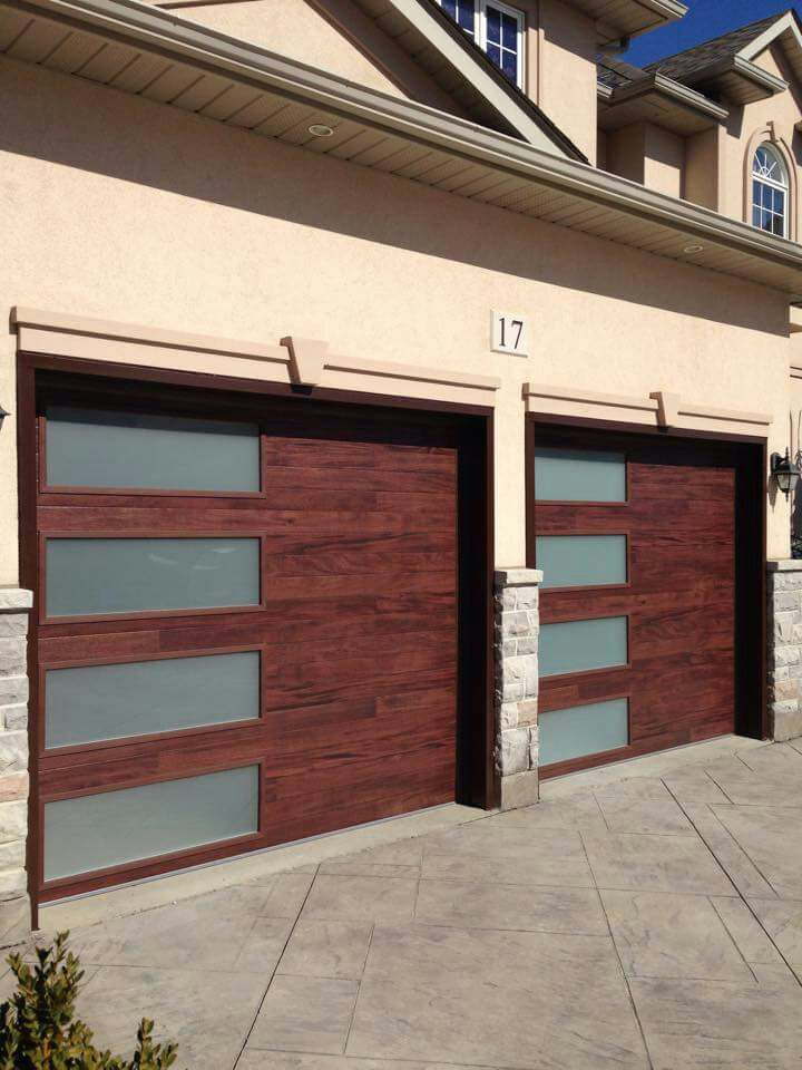 New Garage Door Installtion